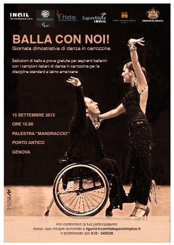Danza in Carrozzina | Liguria | Danza e fitness | Scoop.it