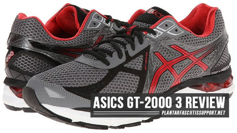 ASICS GT-2000 3 Review 2016 | Website Bookmarks | Scoop.it