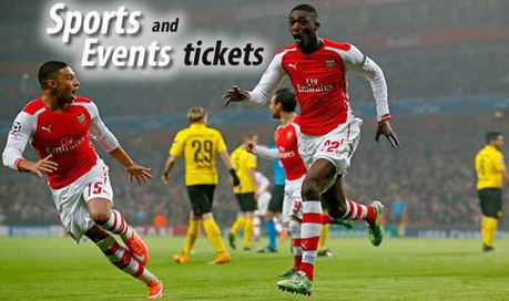 Arsenal Qualify for the Champions League Last 16 Round | Sports And Events Tickets Blog | Champions League Updates | Scoop.it