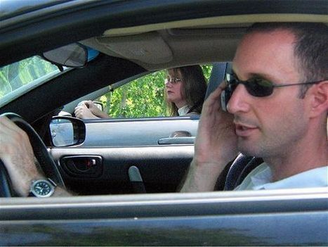 New England Journal of Medicine Publishes Cell Phone Distraction Study - Wide Open Throttle | Emergency medicine | Scoop.it
