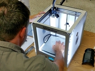 Jaw-Dropping Classroom 3D Printer Creations | Gadgets and education | Scoop.it