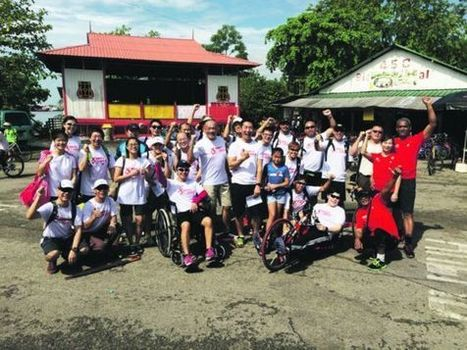 Making Ubin accessible for wheelchair users | Accessible Travel | Scoop.it