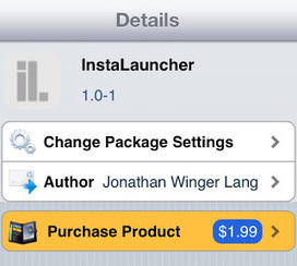 InstaLauncher Jailbreak Tweak For iPhone And iPad - Quick Launch Your Apps - Geeky Apple - The new iPad 3, iPhone iOS6 Jailbreaking and Unlocking Guides | Jailbreak News, Guides, Tutorials | Scoop.it