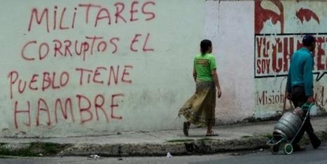 C'est de pire en pire au Venezuela: poussés par la faim, des gens ont carrément mangé un cheval d'un zoo | Venezuela | Scoop.it
