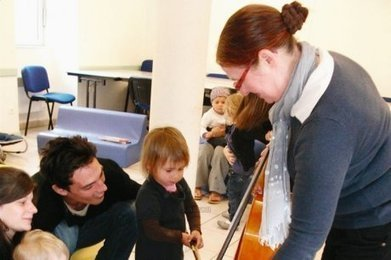 Premières notes pour les petits   Musique en bibliothèque   Scoop.it