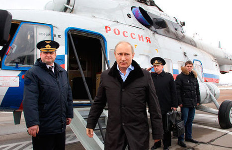 Distorting Russia | Saif al Islam | Scoop.it