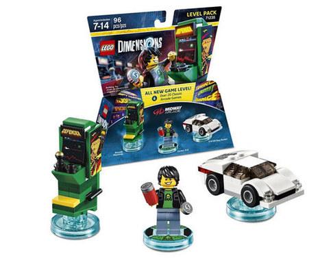 23 classiques Midway via un pack LEGO Dimensions » Le Mag de MO5.COM | [FTH]-NEWS | Scoop.it