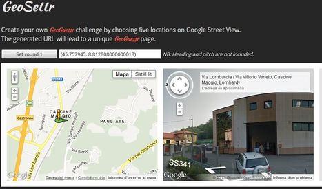 GeoSettr. Juego de Geografía que permite crear tus propio desafíos | Educomunicación | Scoop.it