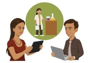 Digital Portfolio - Student Growth - Innovation - 21st Century Skills | authentic assessment | Scoop.it