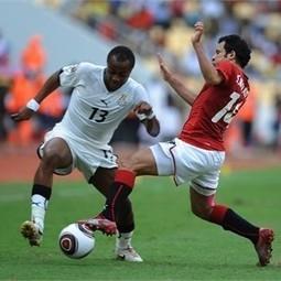 Ghana-Egypte le 10 janvier à Abou Dabi | Égypt-actus | Scoop.it