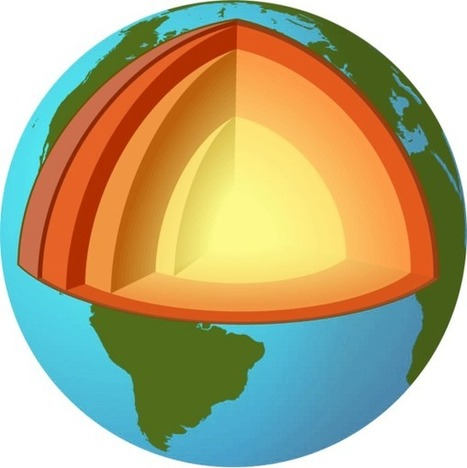Earth's Unstable Crust 4 billion Years Ago Dripped Down into Mantle - Nature World News | internal earth | Scoop.it