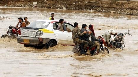 Heavy rains cause flash floods in Yemen | Weather | Scoop.it