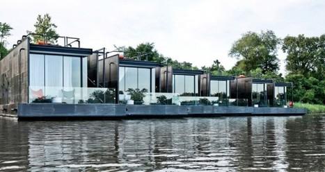 Maisons flottantes X-Float en Thailande   Arkko   Scoop.it