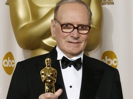 Ennio Morricone, Composer to 'Django Unchained' and 'The Good, The Bad and ... - Classicalite   NuMuLu   Scoop.it