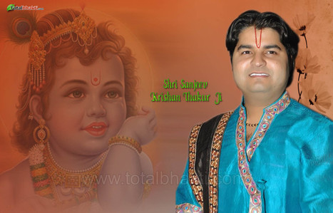 sanjeev-krishan wallpaper, Hindu wallpaper, Shri Sanjeev Krishan Thakur Ji Wallpaper,, Download wallpaper, Spiritual wallpaper - Totalbhakti Preview | totalbhakti | Scoop.it