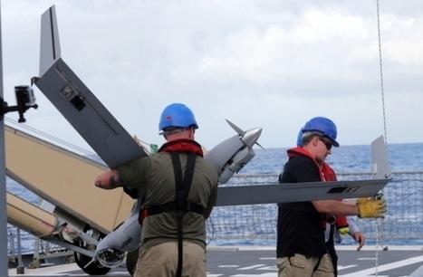 Marinha testa drone para patrulhar a Amazônia Azul | Geoprocessing | Scoop.it