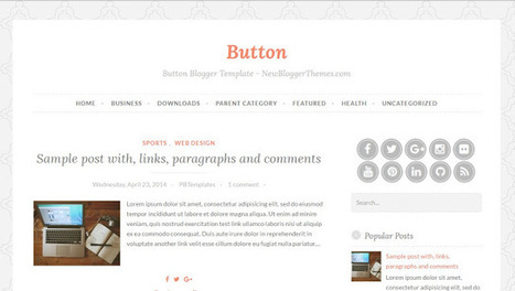 Button | Blogger themes | Scoop.it