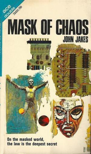 Black Gate » Articles » Star Pirates and Cyborg Games: Rich Horton on The Star Virus by Barrington J. Bayley and Mask of Chaos by John Jakes | Journeys of the Sorcerer | Scoop.it