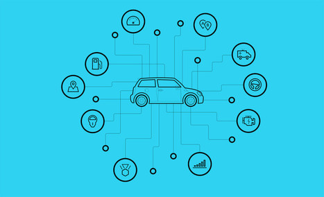 You Can Now Connect All Kinds of Apps to Your Beater Car | WIRED | Cool techie stuff | Scoop.it