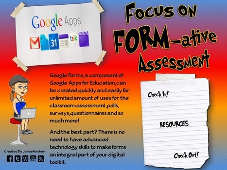 Focus on Form-ative Assessment | 21st Century Technology Integration | Scoop.it