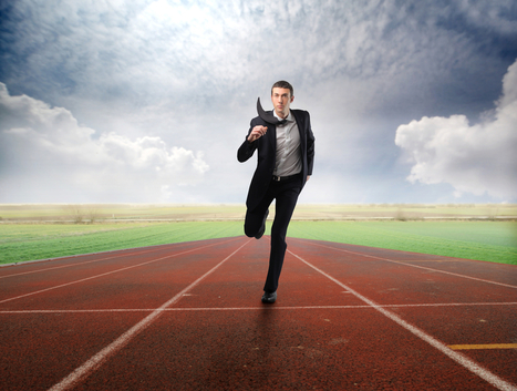 Five Business Lessons From Marathon Training - Forbes | Transparent Marketing | Scoop.it