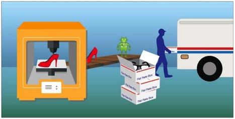 USPS Delivers 3D Printing? - 3D Printing Industry | 3D Printing Industry | Scoop.it