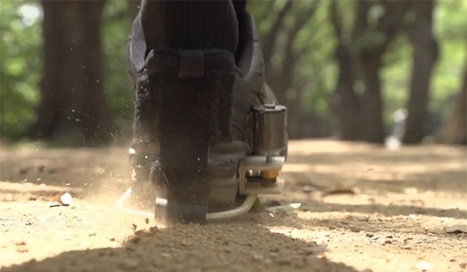 Invention of the Day: Shoes That Generate Power From Your Steps | Sustainable Futures | Scoop.it