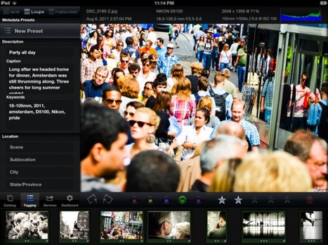 Photosmith Goes 2.0 - Lightroom Users Rejoice | iPads in Education Daily | Scoop.it