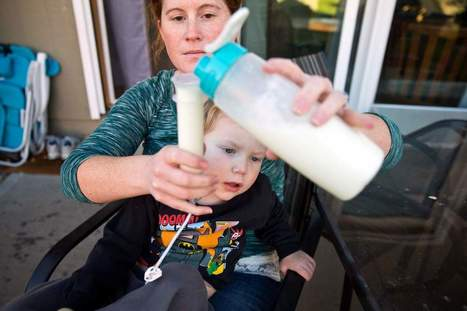 Omaha boy suffers from rare allergy in which essentially all food makes him sick - Omaha World-Herald | Food Allergy Awareness | Scoop.it