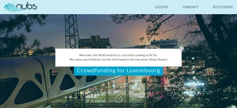 Nubs | Crowdfunding for Luxembourg | Luxembourg (Europe) | Scoop.it