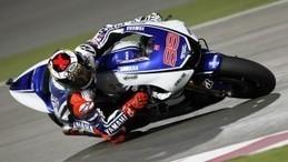 Lorenzo edges thrilling battle for Qatar pole | MotoGP World | Scoop.it