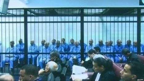 Libya trial: Gaddafi son sentenced to death over war crimes - BBC News | Saif al Islam | Scoop.it