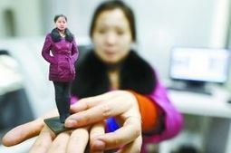 China's first 3D printing museum opens - People's Daily Online | ego&deco | Scoop.it