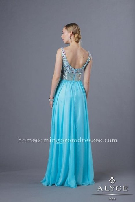 Beaded Aqua Straps Alyce Paris 35599 Ethereal Twinkling Prom Gown [AL-35599] - $175.00 : Prom Dresses | Homecoming Dresses | girlsdresseshop | Scoop.it