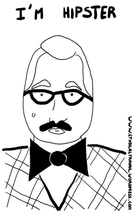 #051. Je suis un Hipster | Grandjean Romain | Scoop.it