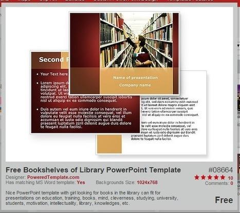 Diseños gratuitos para PowerPoint y Word | Con visión pedagógica: Recursos para el profesorado. | Scoop.it