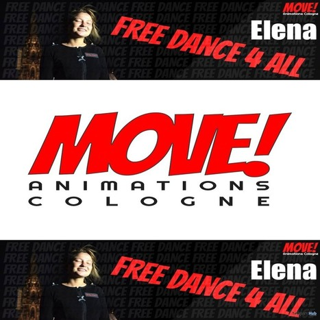 Elena 16 Dance Gift by MOVE! Animations Cologne | Teleport Hub - Second Life Freebies | Second Life Freebies | Scoop.it