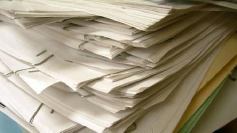 Por qué la gestión documental ayuda a aumentar la productividad de una empresa | Información & Documentación | Scoop.it