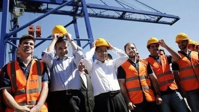 China and Greece sign major deals | A2 G3 Coasts, China and Fieldwork | Scoop.it