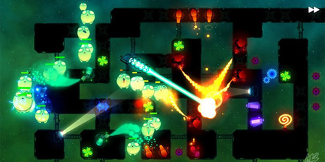 Radiant Defense is Tower Defense Game for Windows 8 | dfx-h | Scoop.it