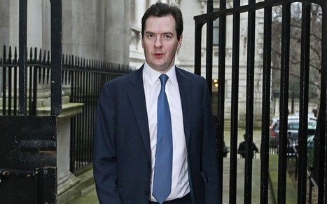 IMF steps up call for Osborne to slow down austerity plans as row escalates - Telegraph | Dave's Diary | Scoop.it