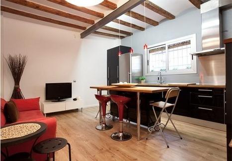 Modern Apartment Gothic Quarter | Barcelona City Travel - Barcelona Trip Advisor And Tips - Barcelona Guide | Barcelona City Travel Guide | Scoop.it