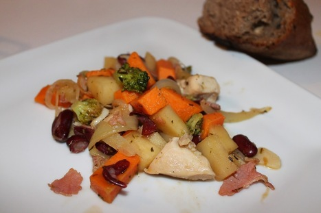 Enkla och Snabba Recept: Sötpotatispytt med kyckling och äpple | Recept | Scoop.it