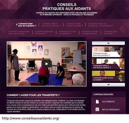 Lancement du site www.conseilsauxaidants.org - Capgeris   Dépendance et accompagnement   Scoop.it