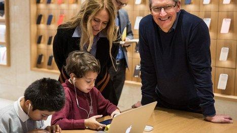 Apple offrirà corsi estivi per insegnare il coding ai ragazzi | Didattica innovativa, Gamification, Serious Game | Scoop.it