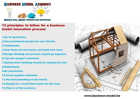 How Your Business Model Dictates the Survival of Your Company - Business Model Academy | Creativity, innovation and team building. | Scoop.it