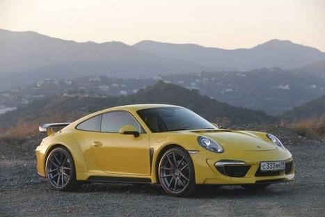 Porsche 911 Carrera Stinger by TopCar Hits Marbella - GTspirit | Luxury Properties in Marbella | Scoop.it