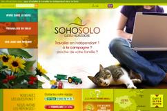 Net-entrepreneur, solo : le bonheur est dans le Gers !, Actualités - Les Echos Entrepreneur | ECONOMIES LOCALES VIVANTES | Scoop.it