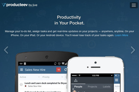10 Collaboration Apps For Project Managers | DailyLinksFromWork | Scoop.it