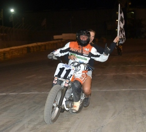 Churning It Up at Chowchilla!   Today's Cycle Coverage -- Racing Results every day!   California Flat Track Association (CFTA)   Scoop.it